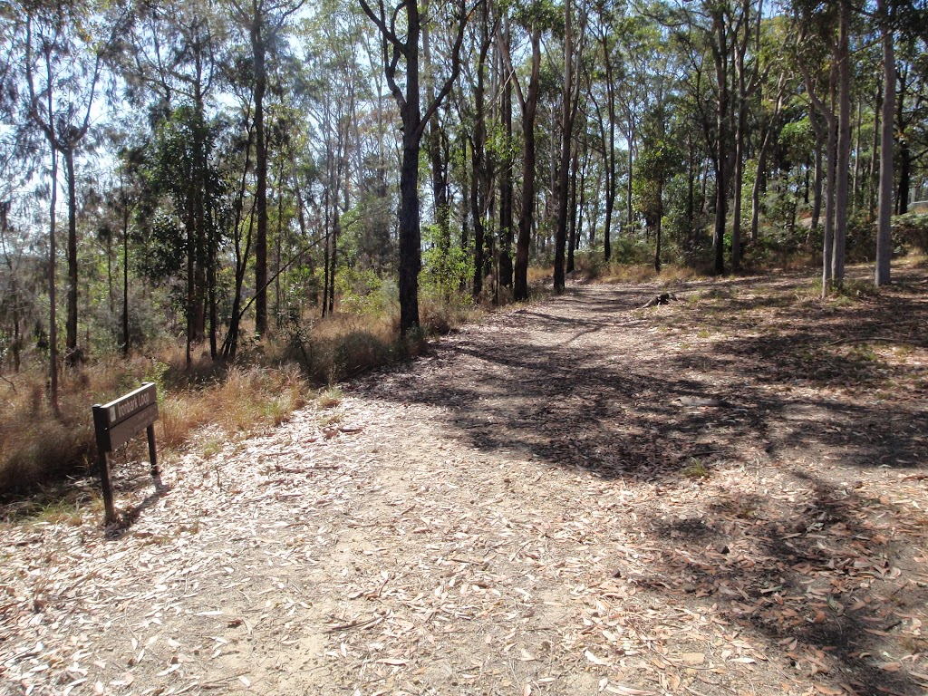 Walking around the Ironbark loop (198331)