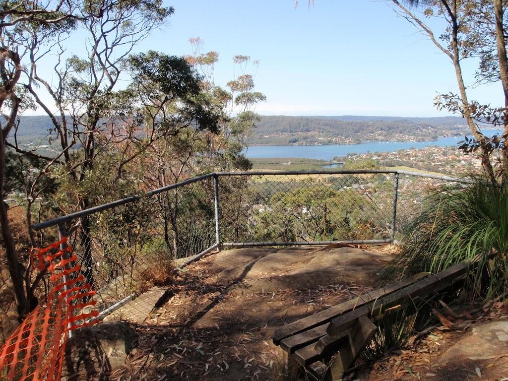Yaruga picnic area lookout