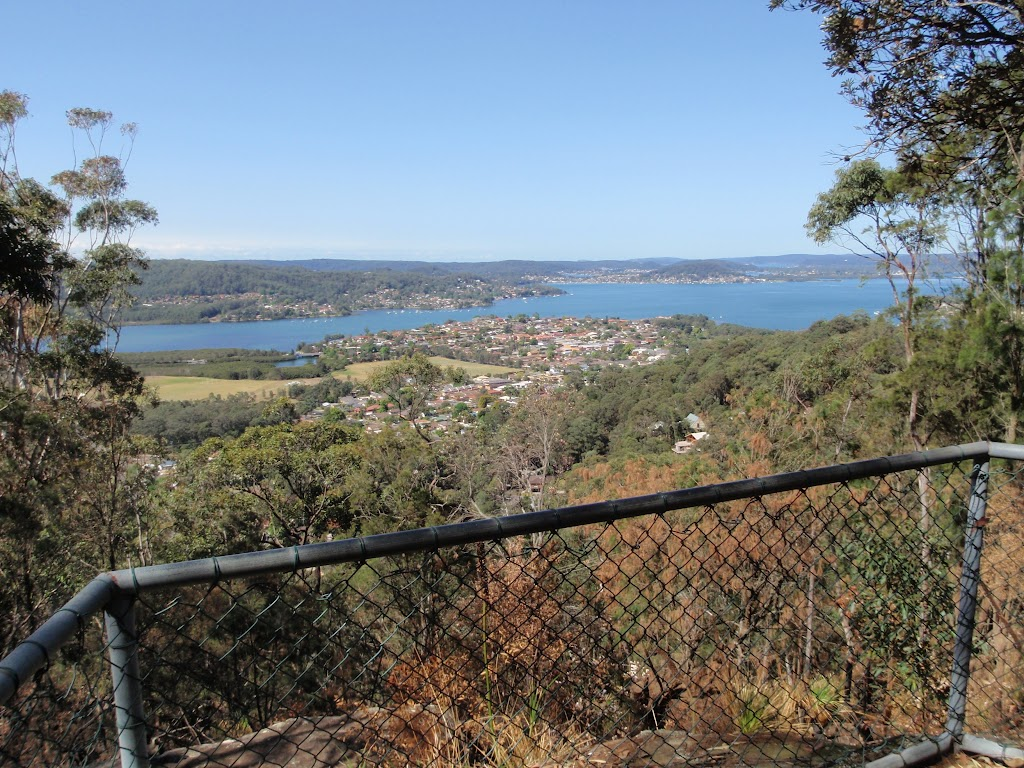 Views from Yaruga picnic area lookout