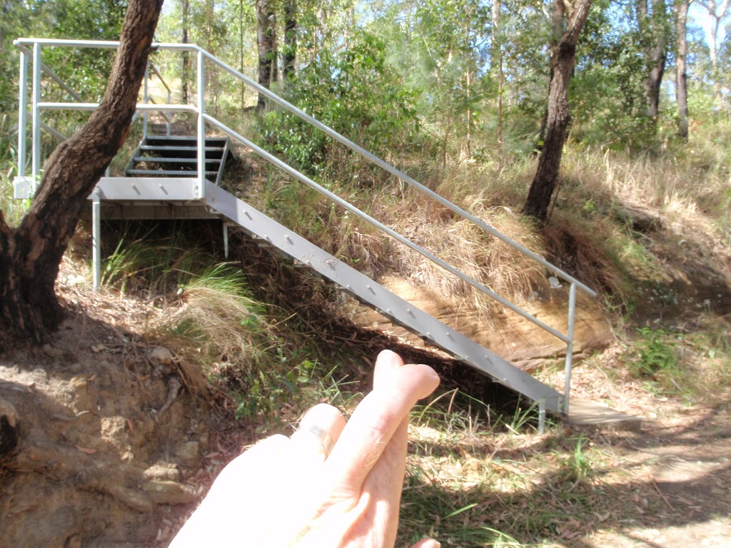 Casuarina link trail stairs