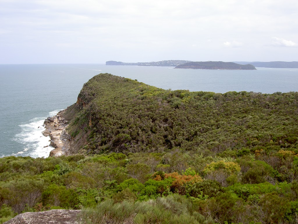 Box Head and Barrenjoey in background (19889)
