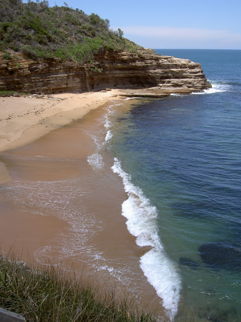 Bullimah Beach Headland