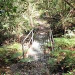 Metal footbridge (199237)