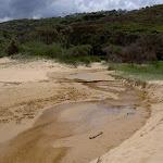 Creek behind Putty Beach (19961)