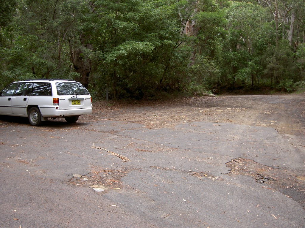 Graham Drive Carpark (20027)