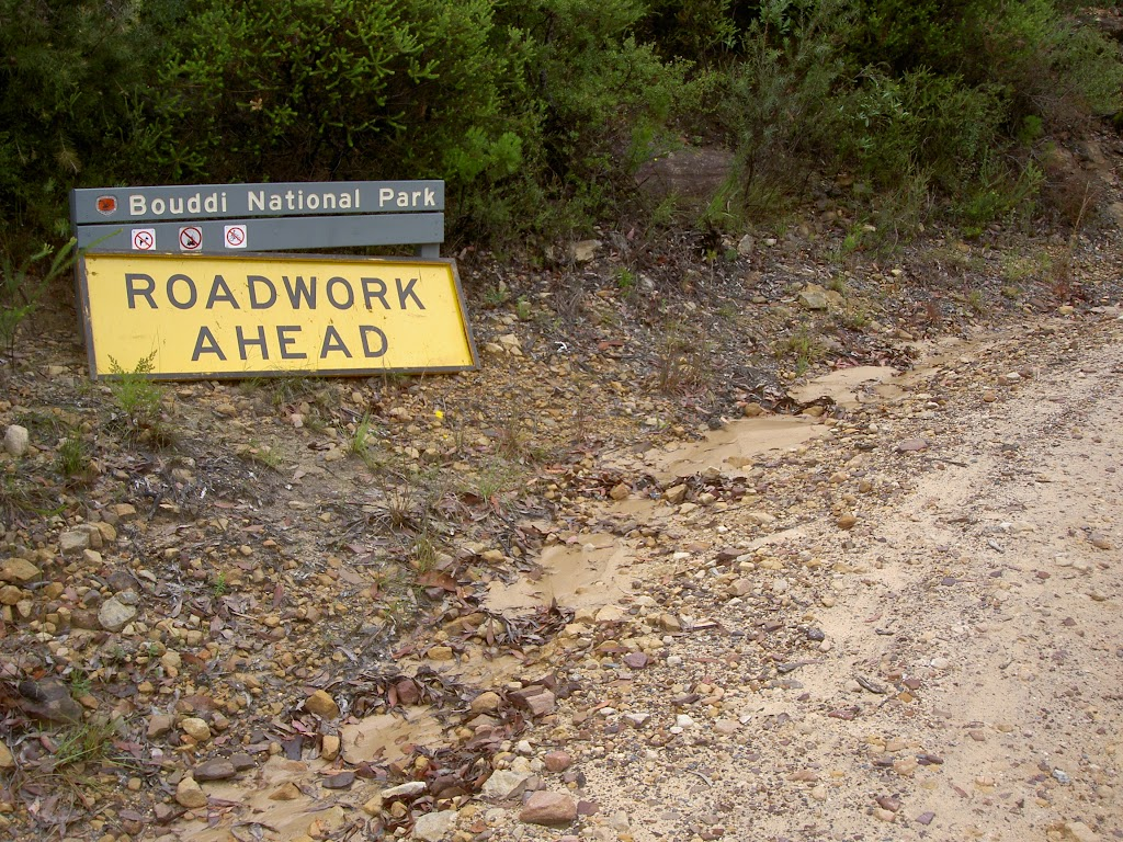 Hawke Head Drive beginning (20057)