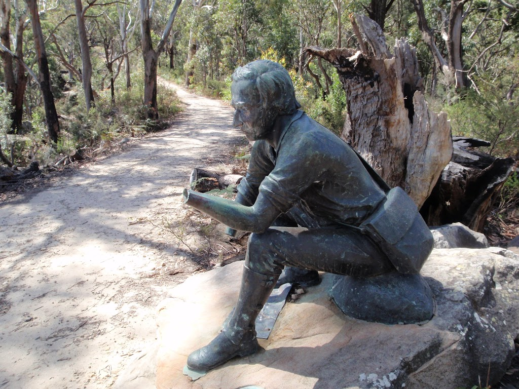 Charles Sturt immortalised (201535)