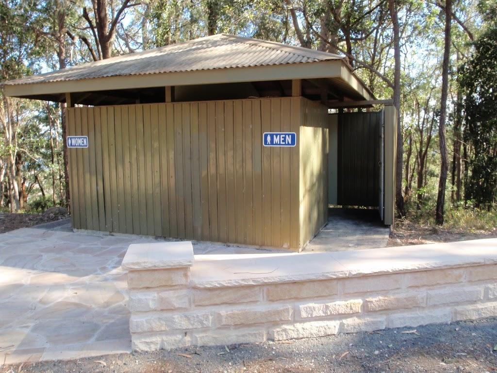 Yaruga Picnic Area toilets