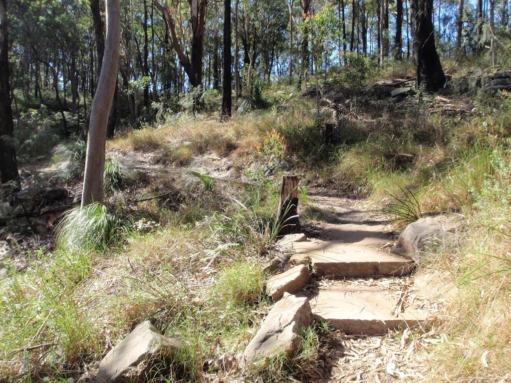 Steps where needed
