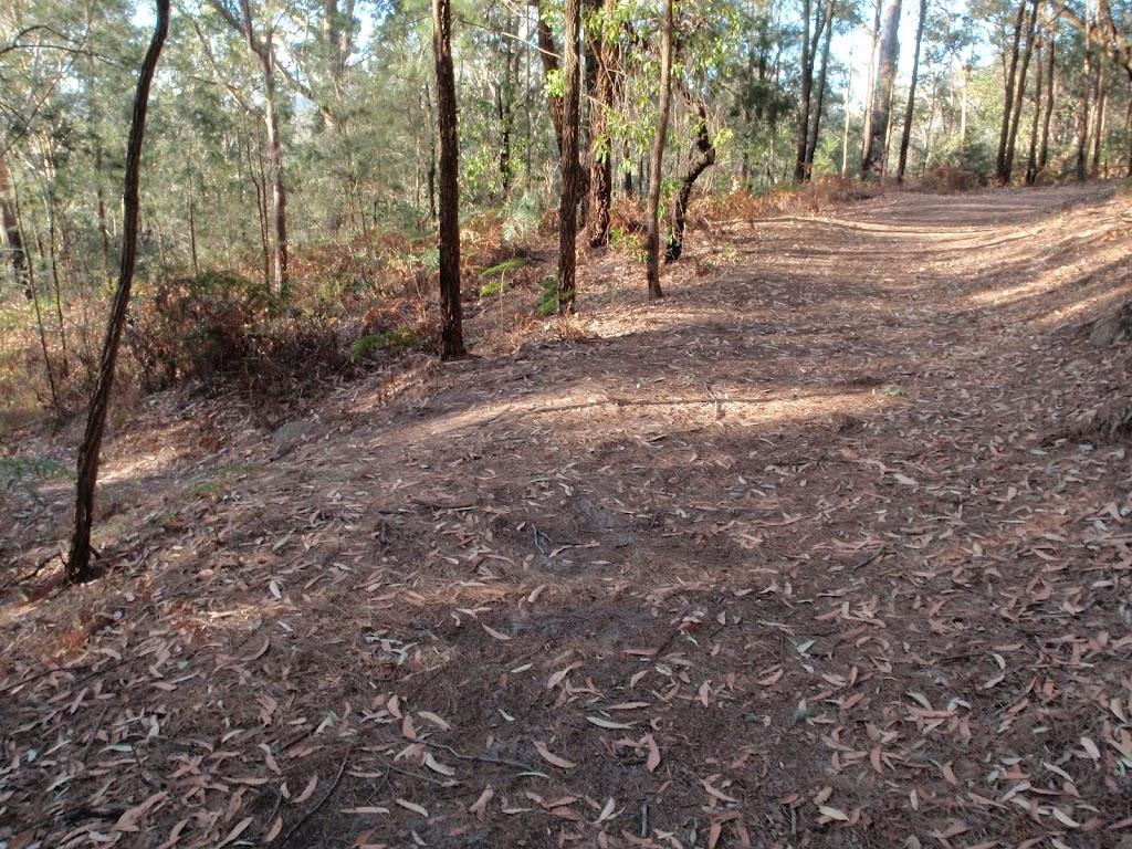Mouat Track