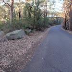 A bit of road walking