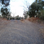 Gate on Tunnel Trail at Woy Woy Rd (204067)