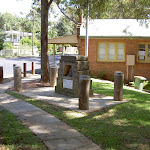 Maitland Bay Information Centre and S.S.Maitland Bell (20456)