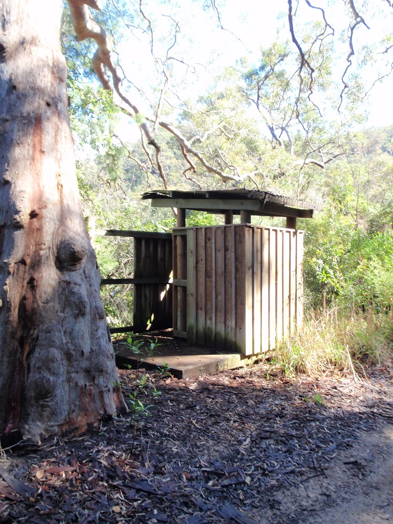 Old toilet at Spring Beach (204652)