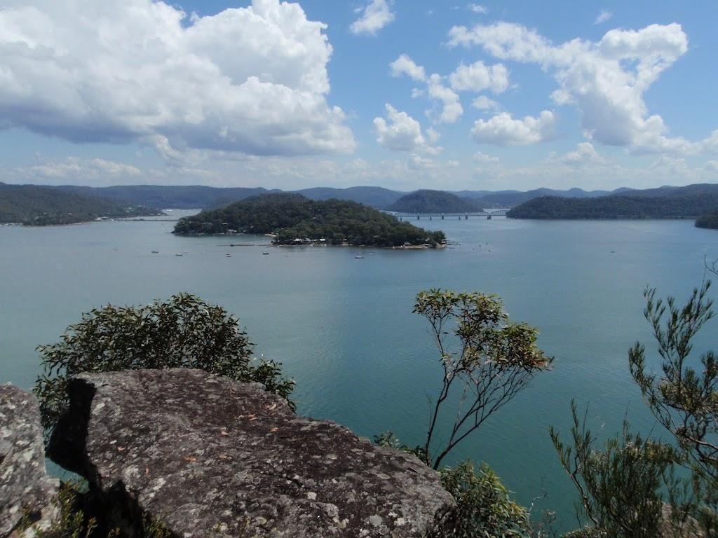 View of Dangar Island