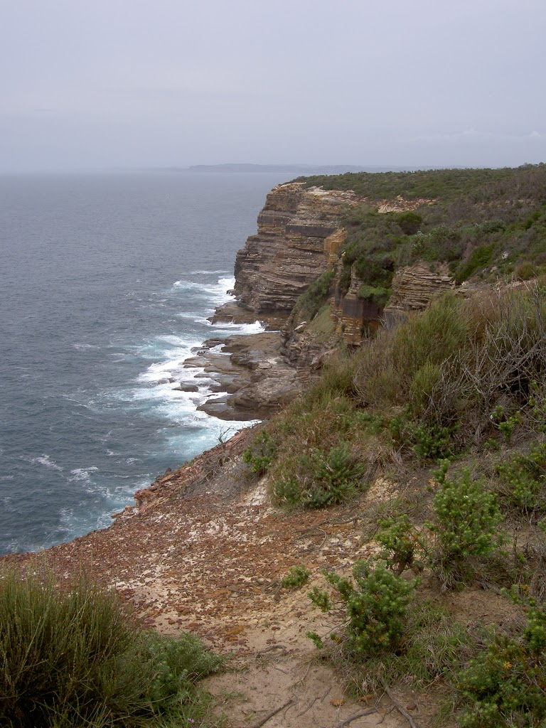 Bouddi Coast from Bombi Moors