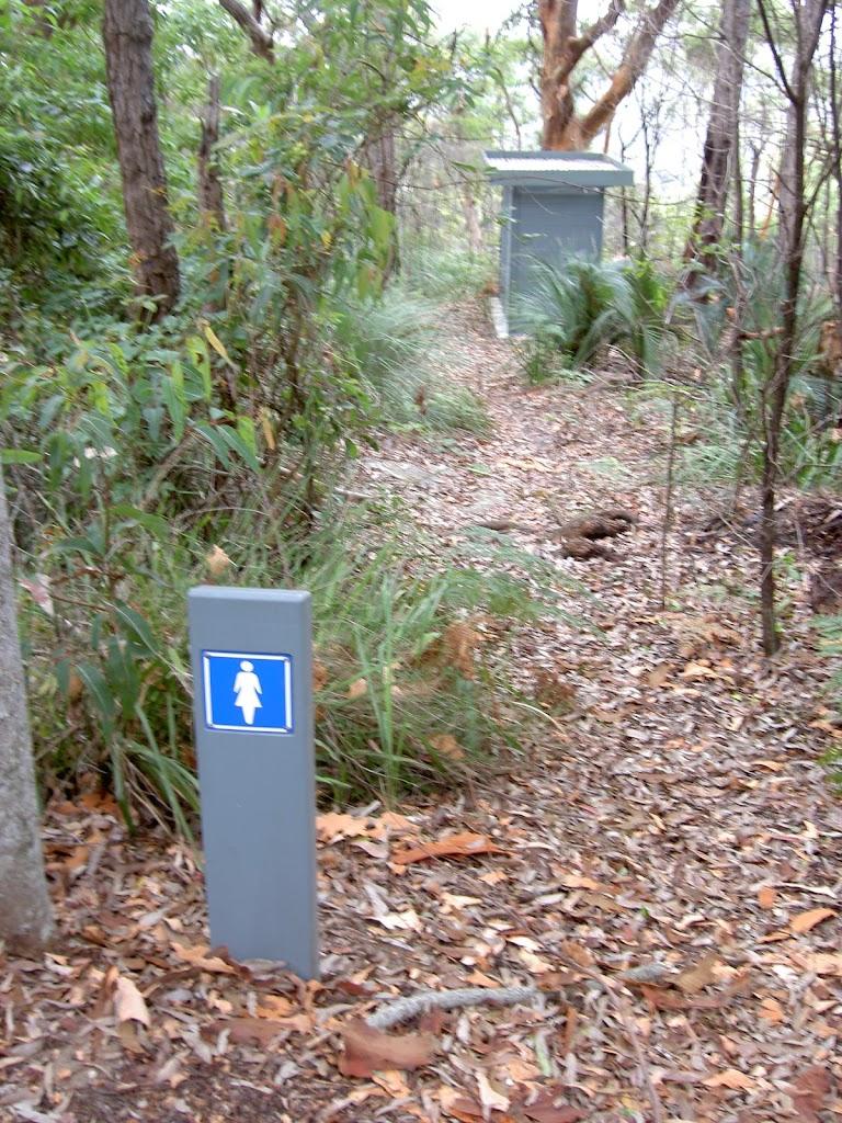 Picnic area toilets
