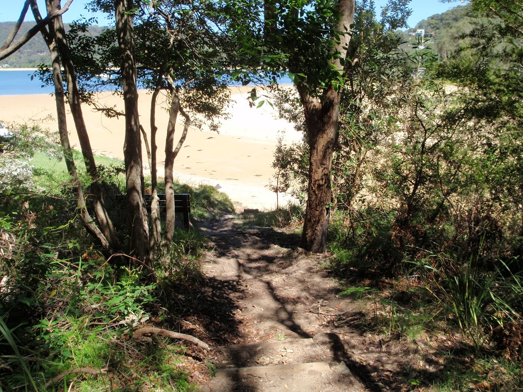 Bottom of Patonga Track (218894)