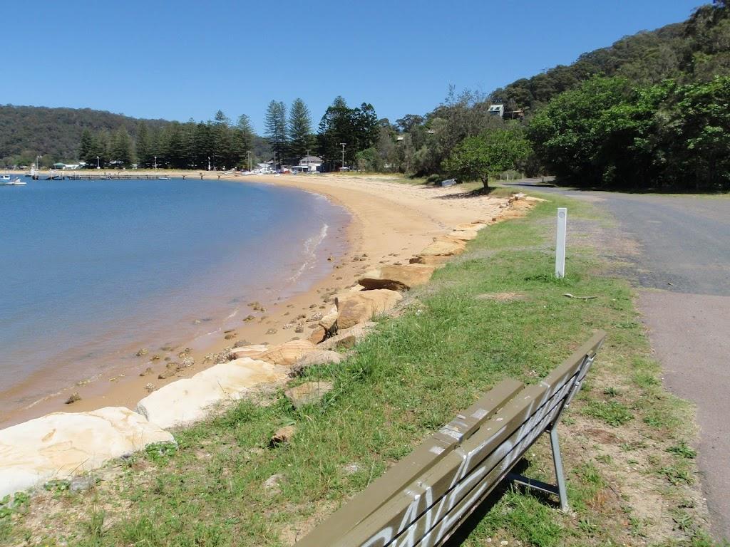 Patonga Beach from the Boat Ramp