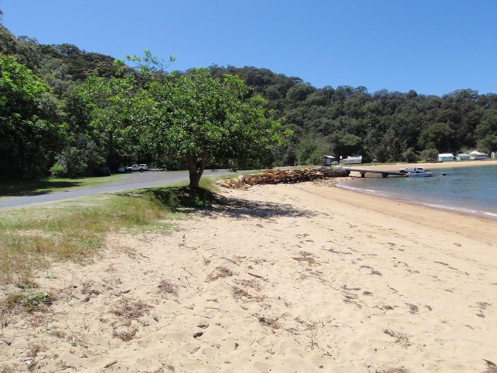 Beach near Boat ramp