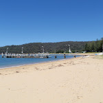 Patonga Beach and wharf (219017)