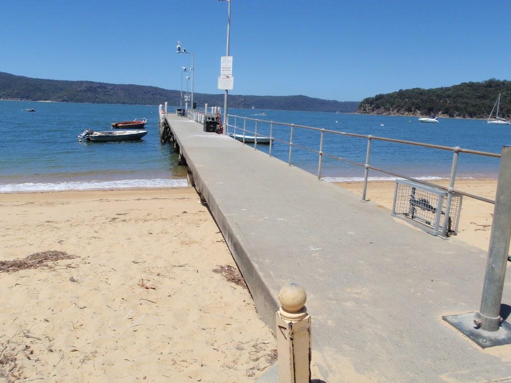 Patonga Ferry Wharf (219287)