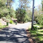 walking along Crystal Ave (220898)