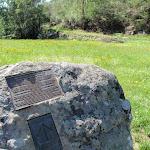 Plaque about the Convict trails (222149)