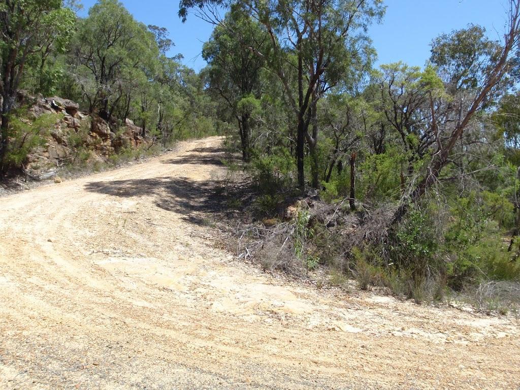 Bend near Donny's Run (224150)