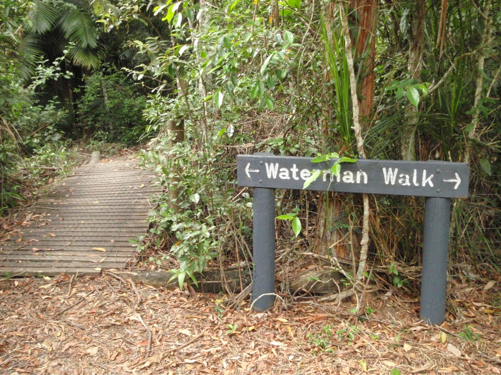 Signposted Waterman Walk