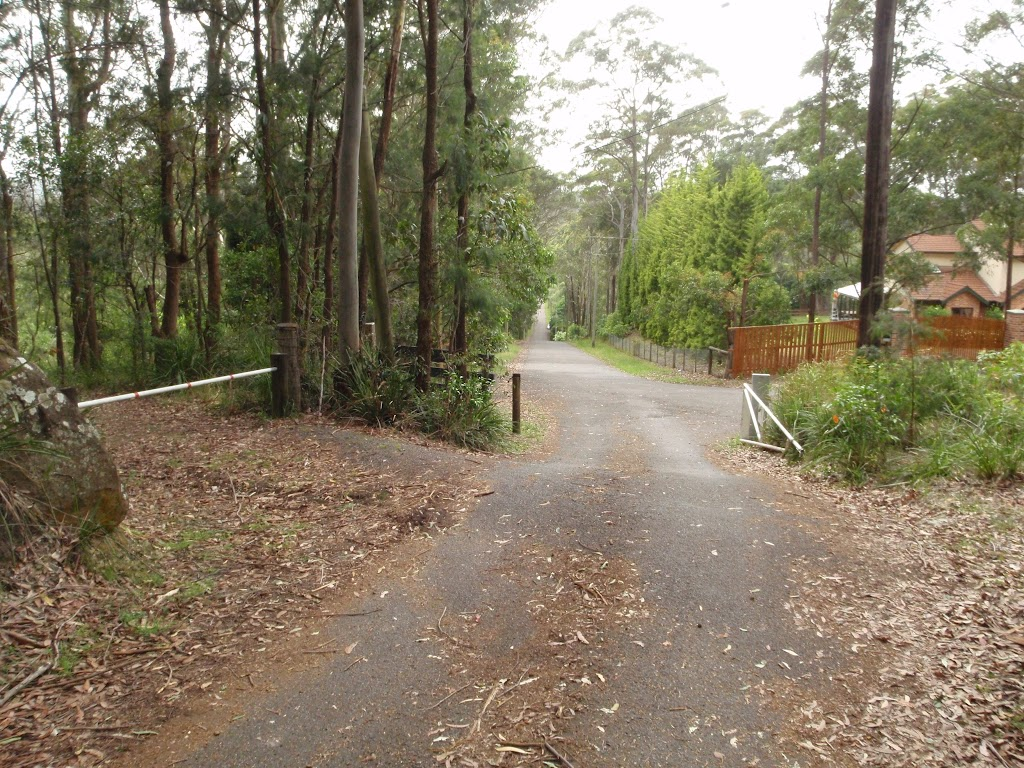 Katandra Rd Picnic area drive way