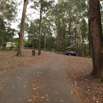 Car park at Katandra Rd Picnic area