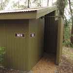 Toilets at Katandra Rd Picnic area