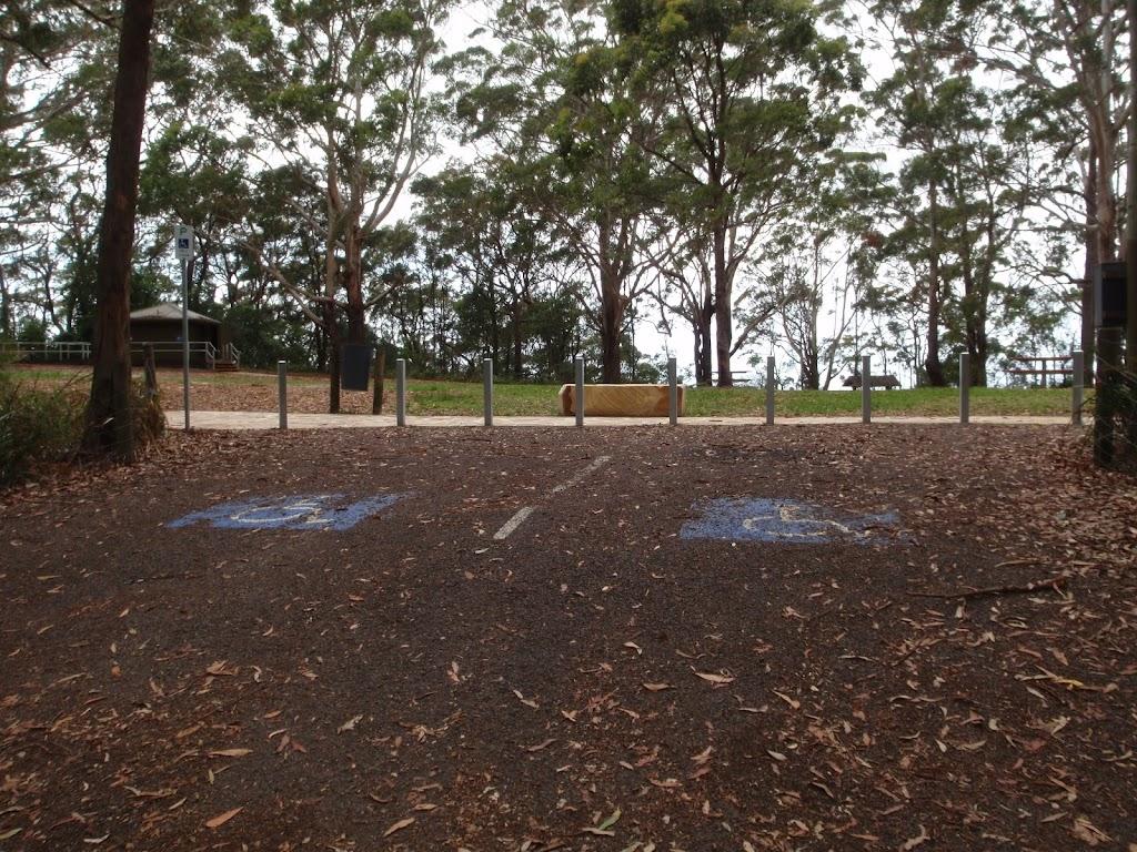 Accessible car parks