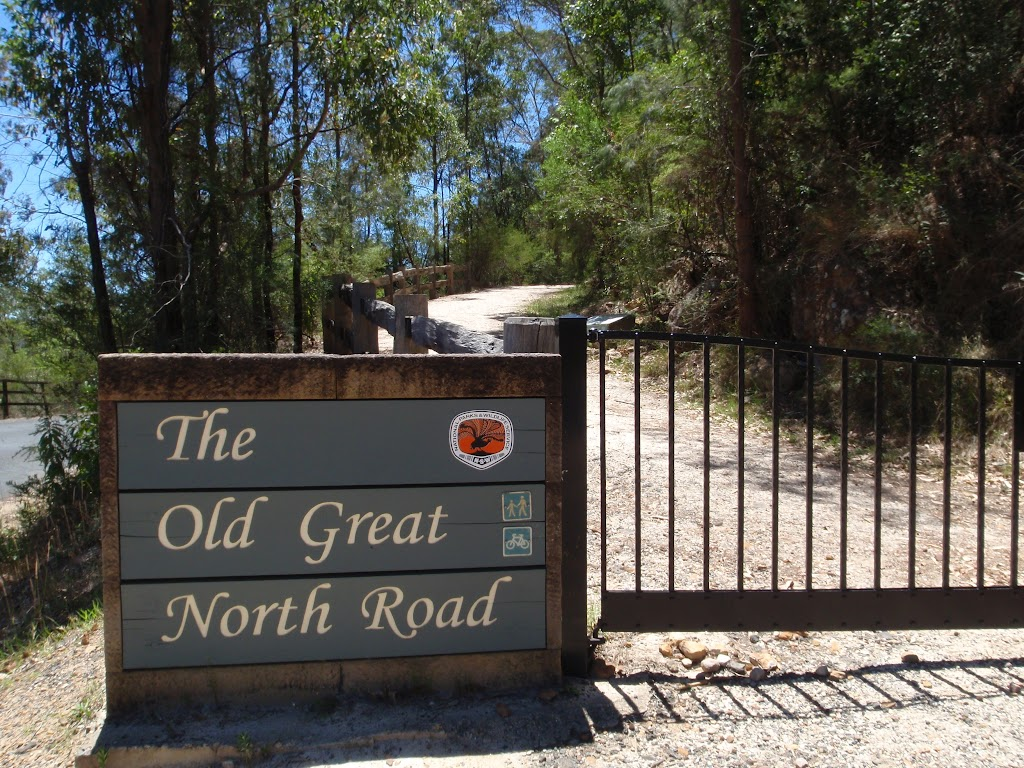 The Old Great North Road
