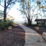 Path leading to St Johns Lookout (232747)