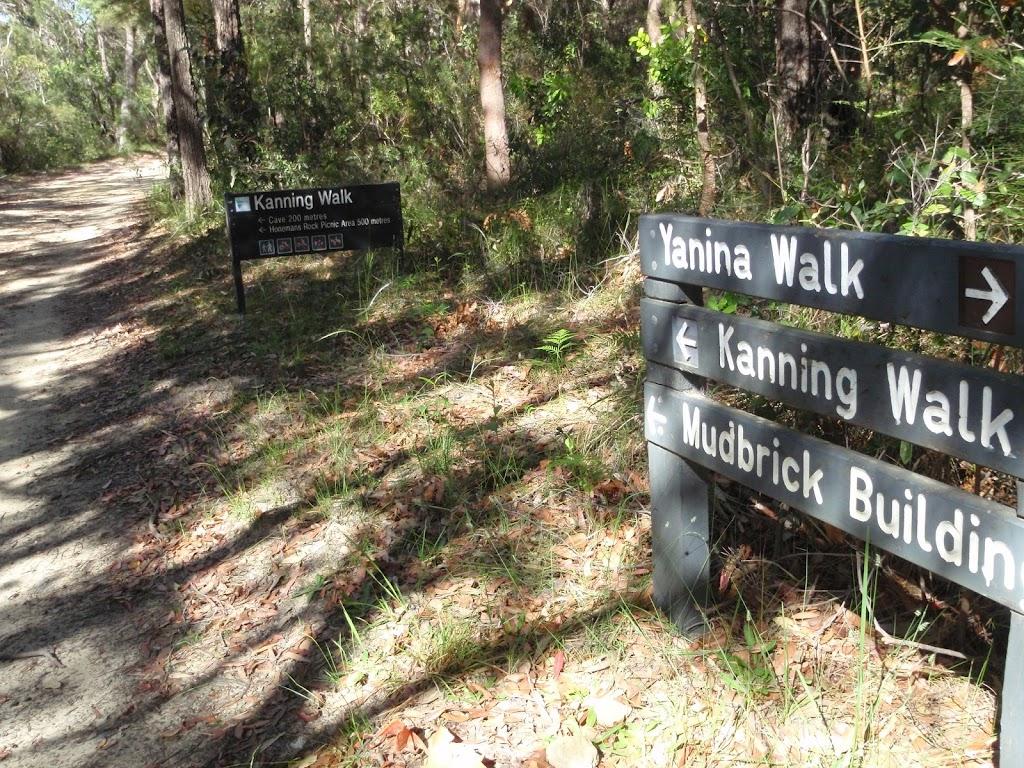 Int of Kanning and Yanina walks