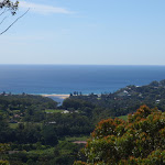 view from Colin Watters Lookout
