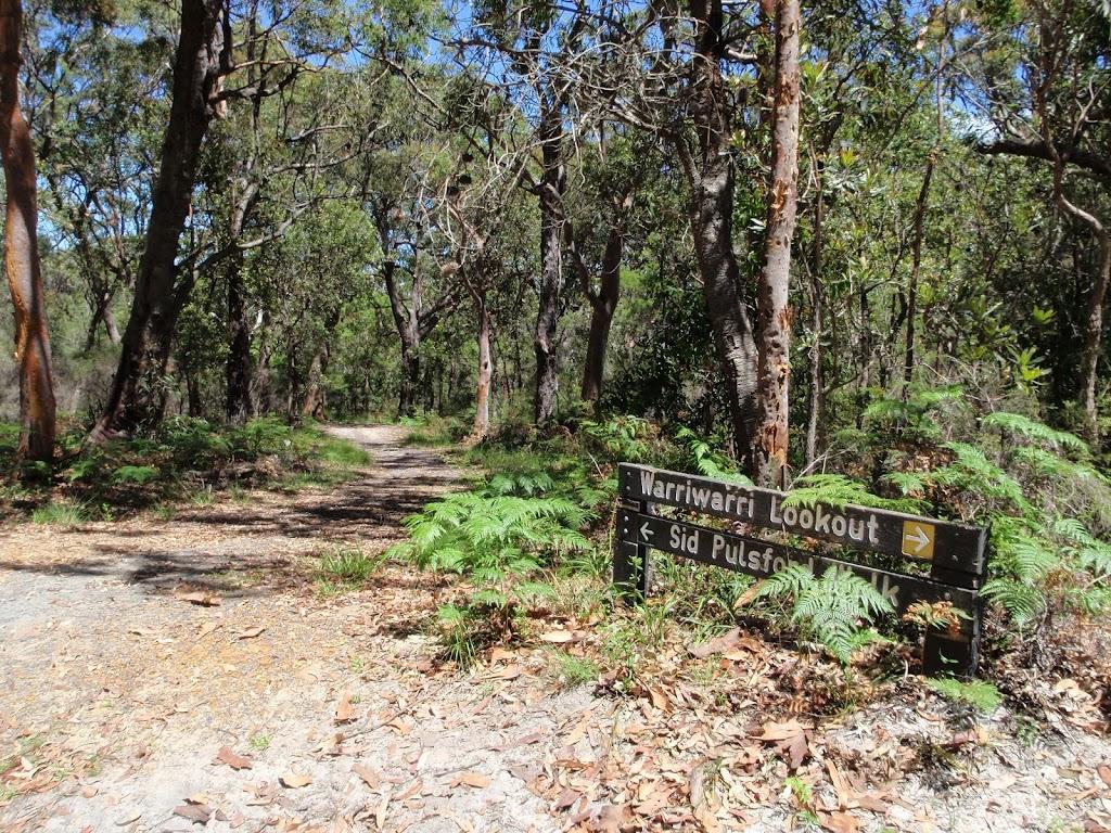 Sid Pulsford Walking Trail
