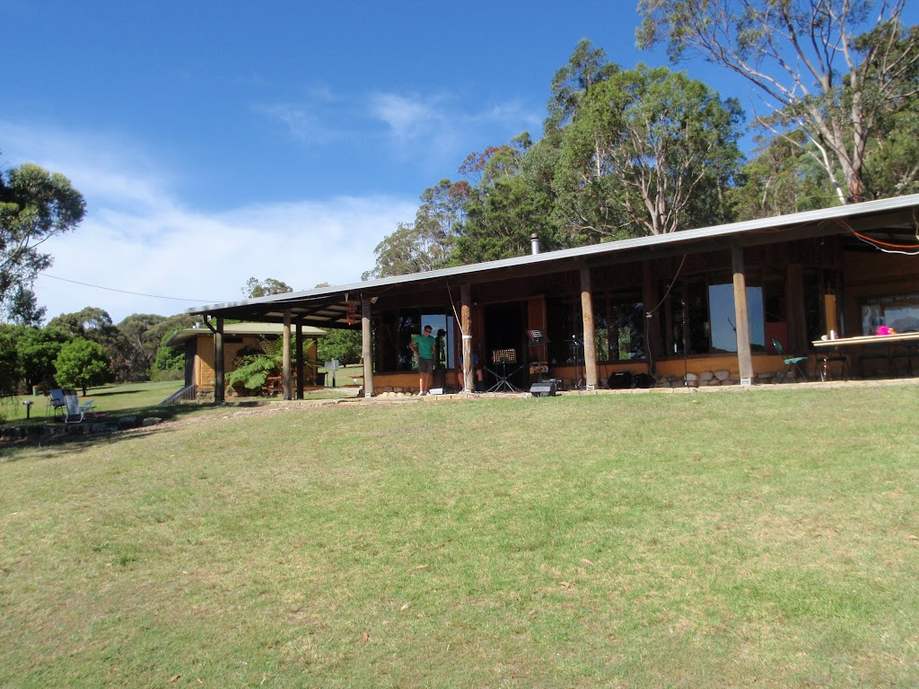 Mud Brick building at Kincumber Mountain (238286)
