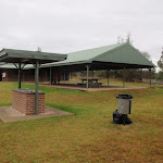 BBQ and public shelter