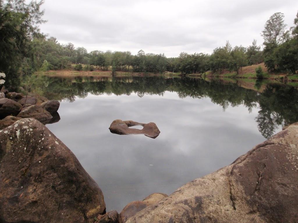 Bents Basin water hole
