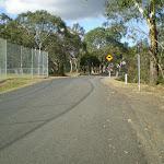 Road through Pennant Hills Park (24607)