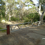 Gate at Pennant Hills Park