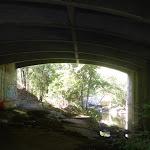 Causeway under Epping Rd (24637)