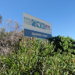 Snapper Point sign (247513)