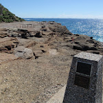 Memorial at Snapper Point