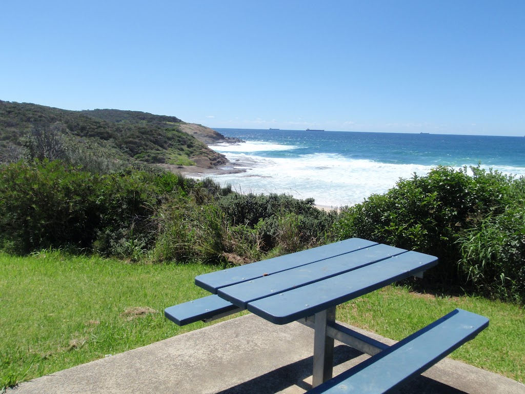 Table with a view over snapper point