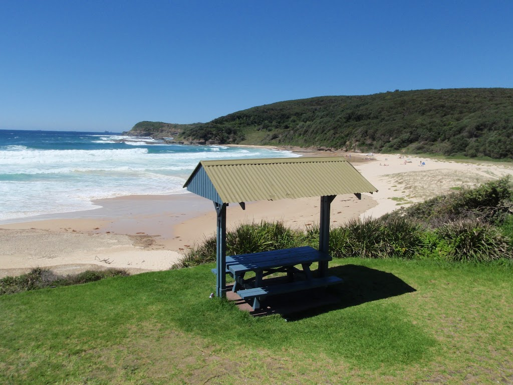 Frazer Beach Picnic Area