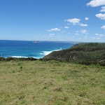 View south from whale watching area on Wybung Head (249187)